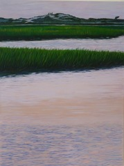 Twilight on the Marsh, Marla Lipkin