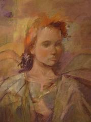 Angelic Hannah Study, Richard Laurent