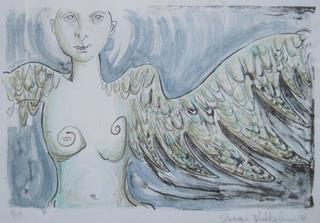 Blue Angel, Sharon Bladholm
