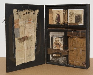 Untitled Assemblage, Hannelore Baron