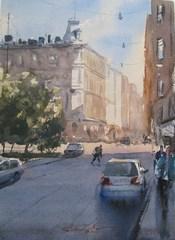 Streets of Prague, Frank Eber