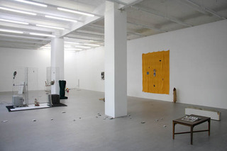 installation view, Bernd Krauß