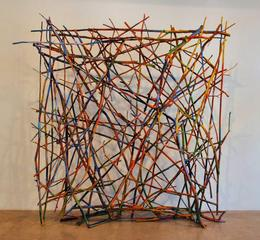 "Untitled (""Stick Piece""), Charles Arnoldi"