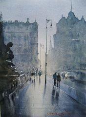 Morning Fog, Frank Eber