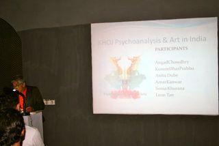 Anita Dube speaks about her art practice, Anita Dube