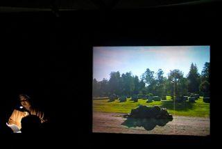 Sonia Khurana presents her art practice, Sonia Khurana