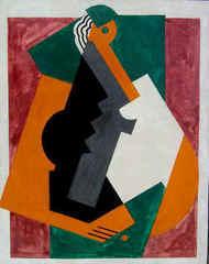 Figure Cubiste, Albert Gleizes
