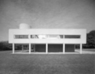 Villa Savoye, Hiroshi Sugimoto