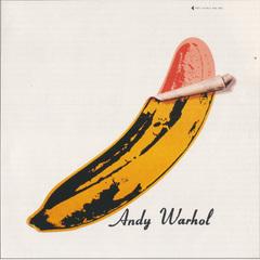 LP Cover Velevet Undergorund & Nico , Andy Warhol