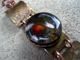 Crystal Garden Bracelet, Silvia Peluso