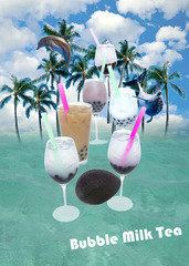 Bubble Milk Tea, Jason Hirata