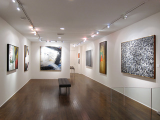 Gesture and Abstraction: AbEx Gallery Selections - Installation View,
