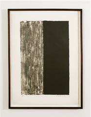 Untitled (S. #45), Barnett Newman