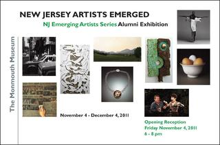 NJ Emerging Artists Series Alumni Exhibition,
