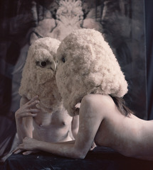 Beyond Max Ernst (penis envy) No.6, Rim Lee
