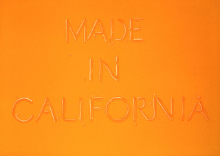 Made In California, Ed Ruscha