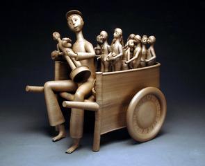 Figurine Vendor, Gerit Grimm