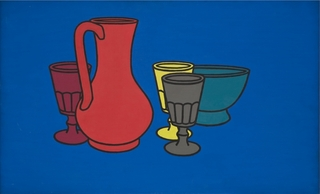 Coloured Still Life, Patrick Caulfield