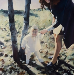 Mother and Child, Richard Hamilton