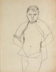 Francis Bacon (study), Lucian Freud