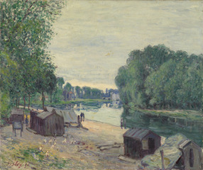 ,Alfred Sisley