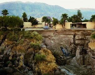After A Flash Flood Rancho Mirage California, Joel Sternfeld