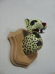PANTHERA PARDUS (Leopard), France Cadet