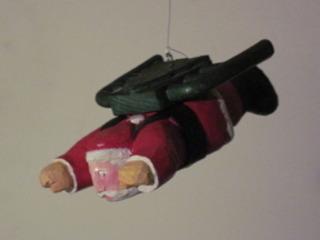 Jet Pack Santa, Charlie B Thorne