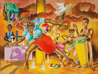 Trance of The Tropics, George Kuchar