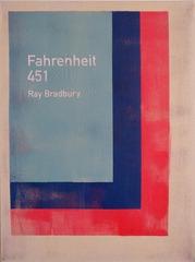 (Series 01) 1. Fahrenheit 451 / Ray Bradbury (2), Heman Chong