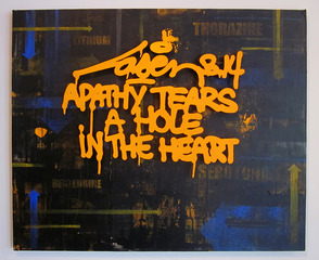 Apathy Tears A Hole In The Heart,Laser 3.14