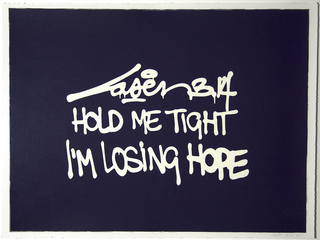 Hold Me Tight I\'m Losing hope, Laser 3.14