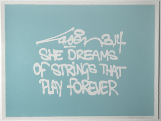 She Dream Of Strings That Play Forever, Laser 3.14