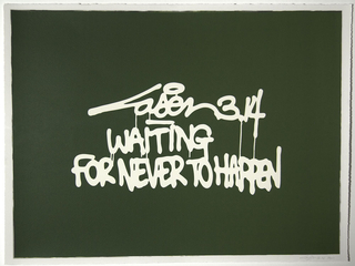 Waiting For Never To Happen,Laser 3.14
