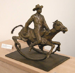 Rocking Horse - George, John Battenberg