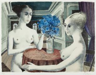 Le Silence, Paul Delvaux