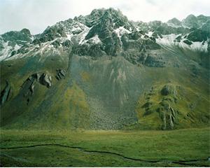Glacial, Icecap and Permafrost Melting XLVII: Cordillera Blanca, Peru, Sayler/Morris