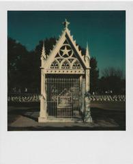 Graveyard Monument, Walker Evans