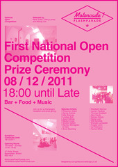 Motorcade/FlashParade, National Open Competition,
