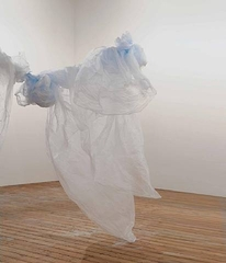 Walk Away From Gilded Rooms , Karla Black