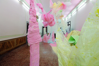 Scotland + Venice /Installation view, Palazzo Pisani (S. Marina) ,Karla Black