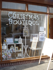 Christmas Boutique,