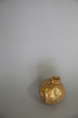 Flask with Spherical Body,Liz Glynn
