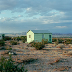 Isolated Houses / N34°11.642\'W116°06.663\', John Divola