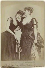 Helen (née Duncombe), Viscountess D\'Abernon; Hermione (née Duncombe), Duchess of Leinster, James Lafayette (James Stack Lauder)