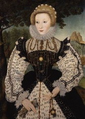 Unknown woman, formerly known as Mary, Queen of Scots,