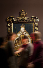 Queen Elizabeth I by Unknown artist,