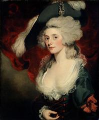 Mrs Robinson - Perdita , John Hoppner