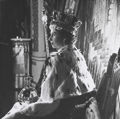 The Coronation - Queen Elizabeth II, Sir Cecil Beaton