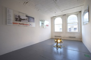 Installation view at P.S.1 , Stefan Eins